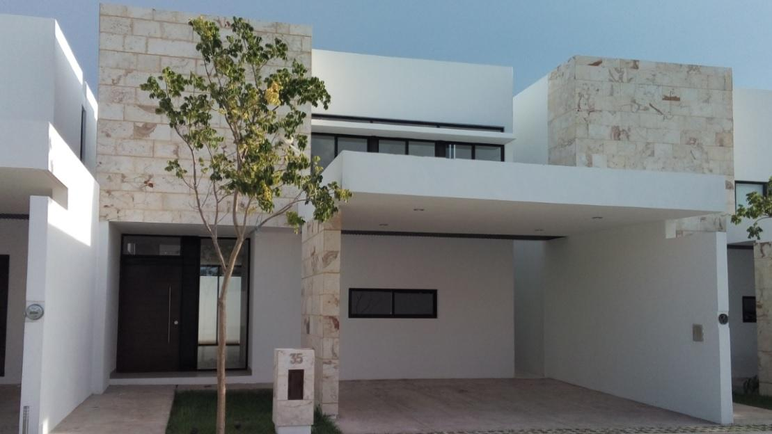 Casa en condominio en Renta City Center, Santa Gertrudis Copo, Mérida