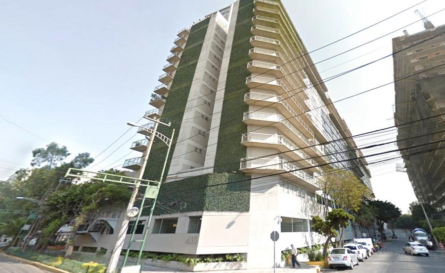 Departamento en venta en City Towers Coyoacán