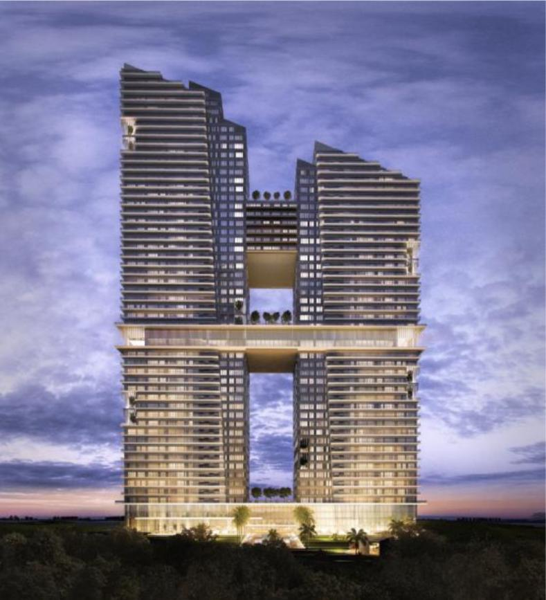 Preventa PH de 268m2 en OAK 58 High Living, ciudad de Puebla $11,462,91700 MN
