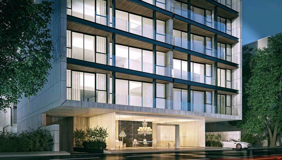 The Limited Polanco, departamentos en venta