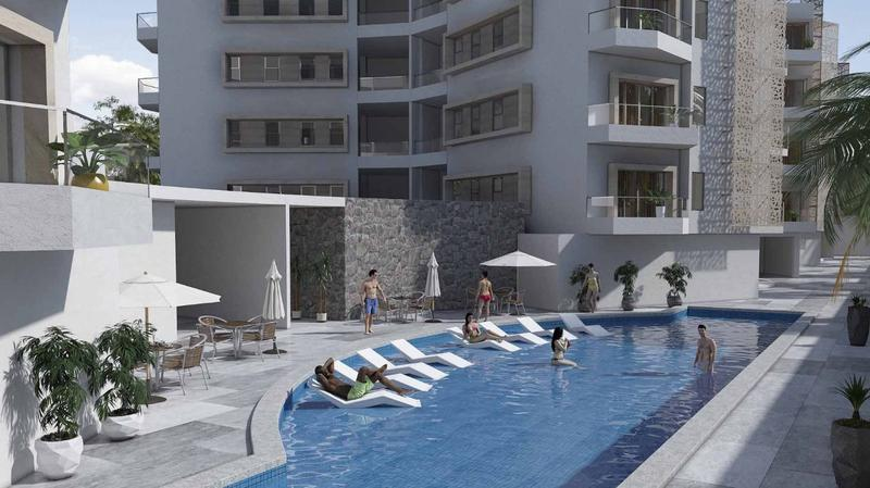 Departamento Starlight Playa Del Carmen Oportunidad de Inversion