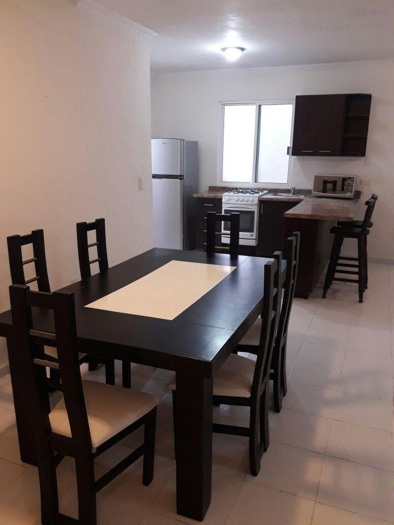 Departamento en Renta Supermanzana 38, Cancún